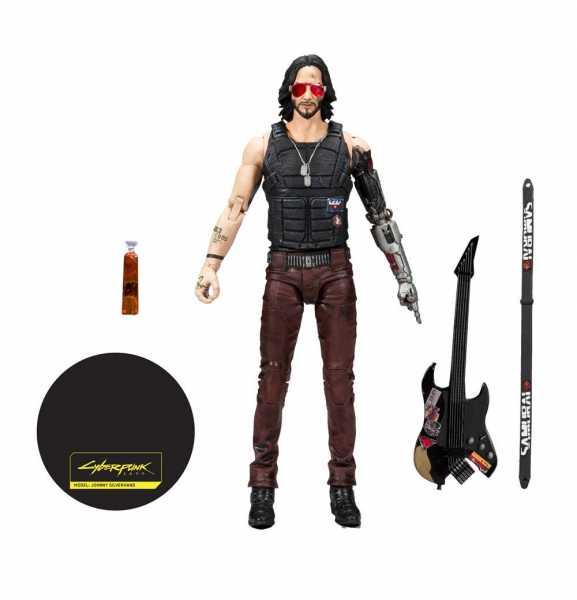 Cyberpunk 2077 Johnny 18 cm Actionfigur