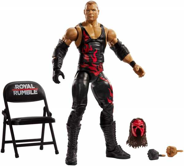 WWE ELITE COLLECTION KANE ACTIONFIGUR