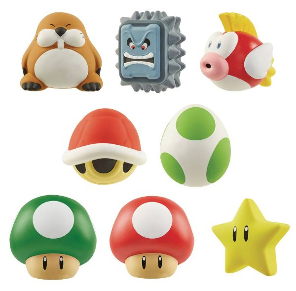 WORLD OF NINTENDO SQUISH TOY BLIND BAG