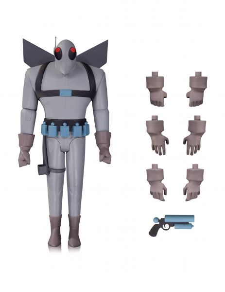 BATMAN ANIMATED SERIES NBA FIREFLY ACTIONFIGUR