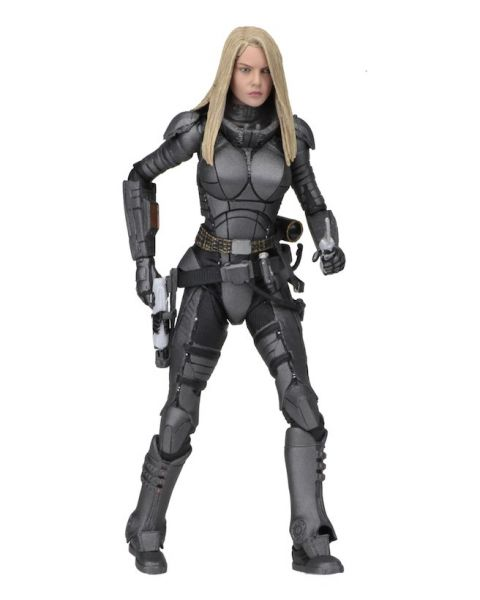 VALERIAN MOVIE SERIES 1 LAURELINE 17,5 cm ACTIONFIGUR