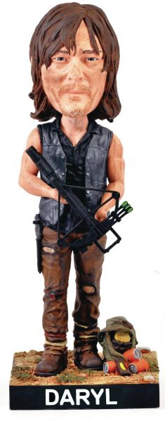 WALKING DEAD DARYL BOBBLE HEAD FIGUR