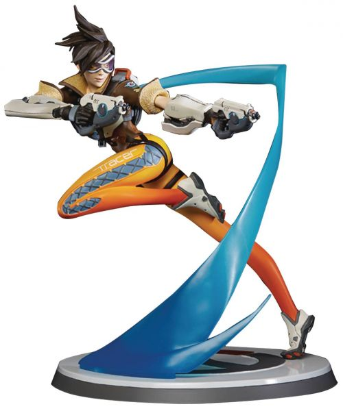 OVERWATCH TRACER 30 cm STATUE