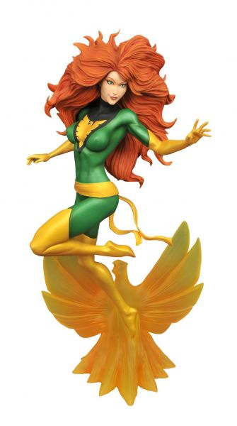 MARVEL GALLERY JEAN GREY PVC STATUE