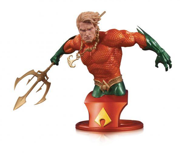 DC COMICS SUPER HEROES AQUAMAN BÜSTE
