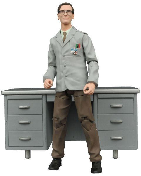 GOTHAM SELECT EDWARD NYGMA ACTIONFIGUR