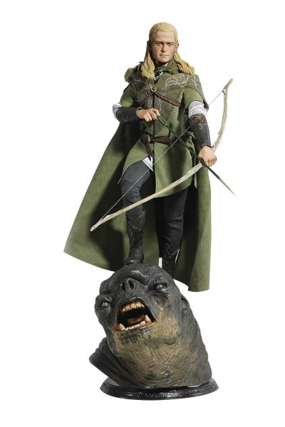 LORD OF THE RINGS LEGOLAS 1/6 ACTIONFIGUR DELUXE EDITION