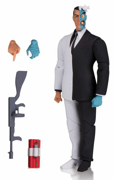 BATMAN ANIMATED TWO FACE ACTIONFIGUR