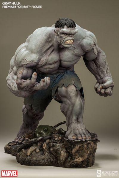Marvel Premium Format Figur Gray Hulk 51 cm