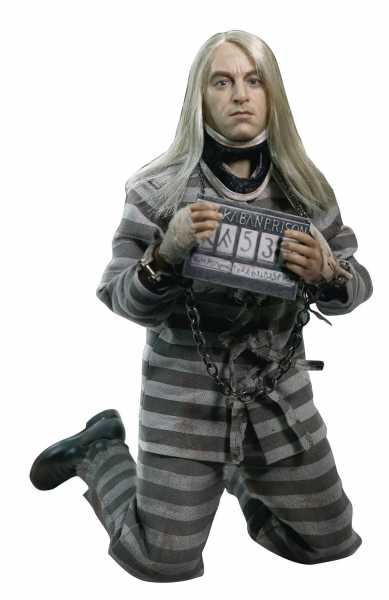 HARRY POTTER & THE HALF BLOOD PRINCE LUCIUS MALFOY 1/6 COLLECTOR ACTIONFIGUR
