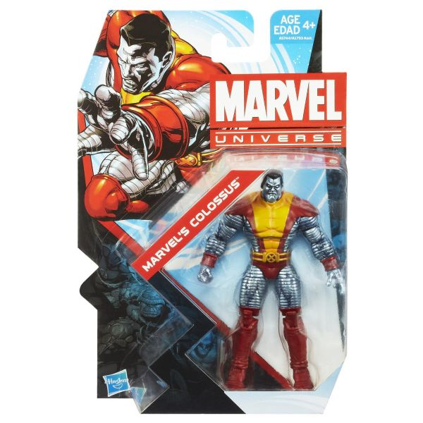 MARVEL UNIVERSE COLOSSUS 10cm ACTIONFIGUR