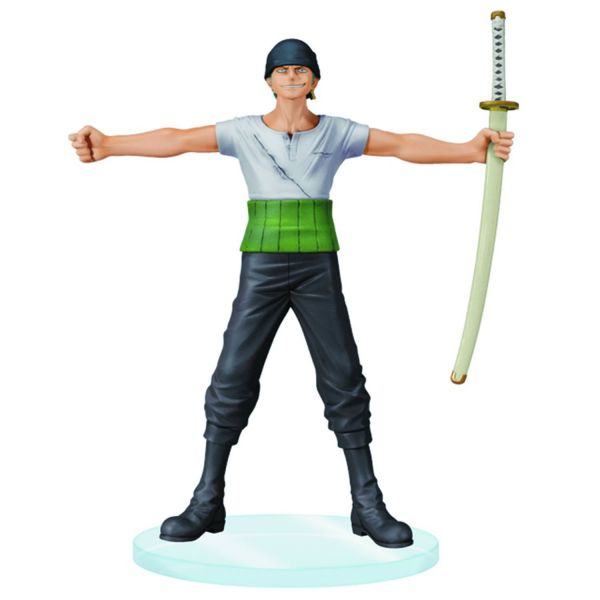 ONE PIECE DRAMATIC SHOWCASE RORONOA ZORO FIGUR