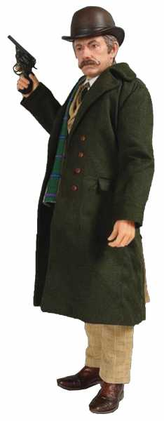 SHERLOCK HOLMES ABOMINABLE BRIDE WATSON 1/6 LIMITED COLLECTOR ACTIONFIGUR