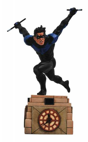 DC COMICS GALLERY NIGHTWING PVC STATUE
