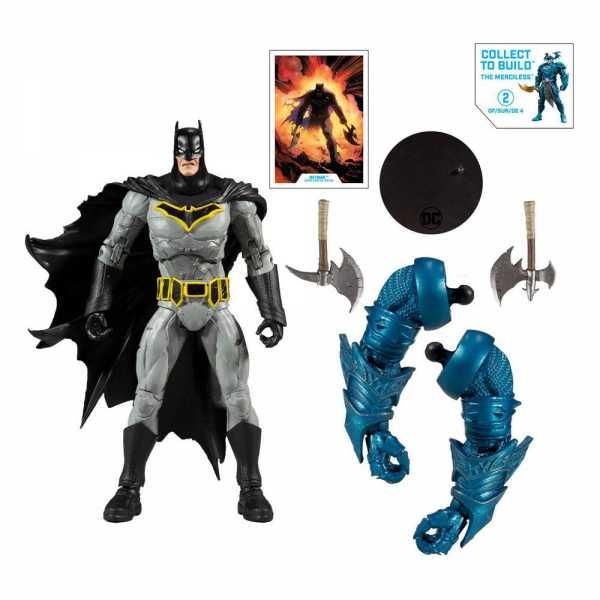 VORBESTELLUNG ! DC Multiverse Build A Batman Batman (Dark Nights: Metal) 18 cm Actionfigur