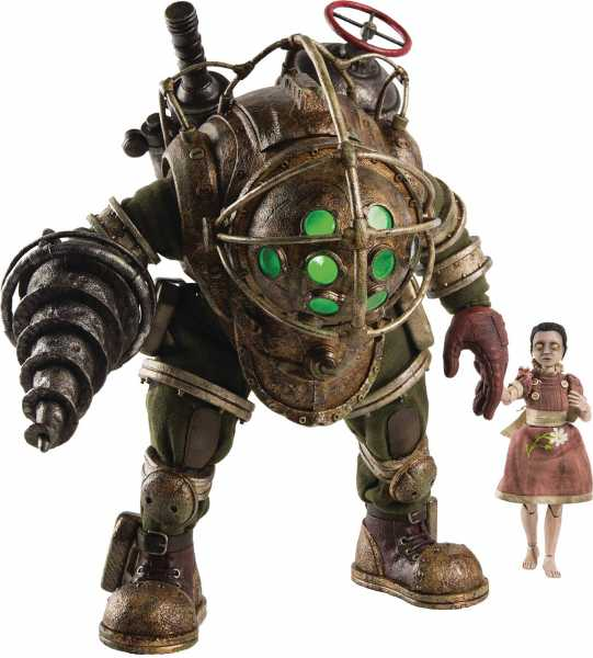 BIOSHOCK BIG DADDY & LITTLE SISTER 1/6 SCALE ACTIONFIGUR