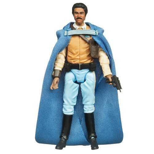 Star Wars The Vintage Collection Lando Calrissian (General) 3 3/4 Inch Actionfigur