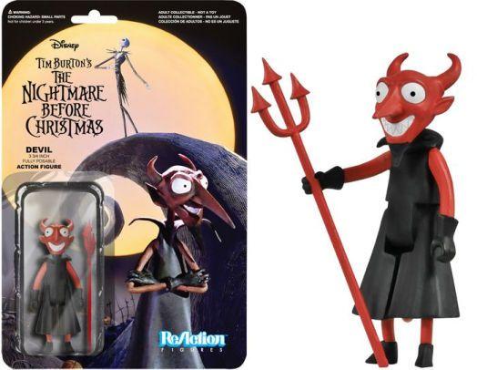 REACTION Nightmare Before Christmas - Devil