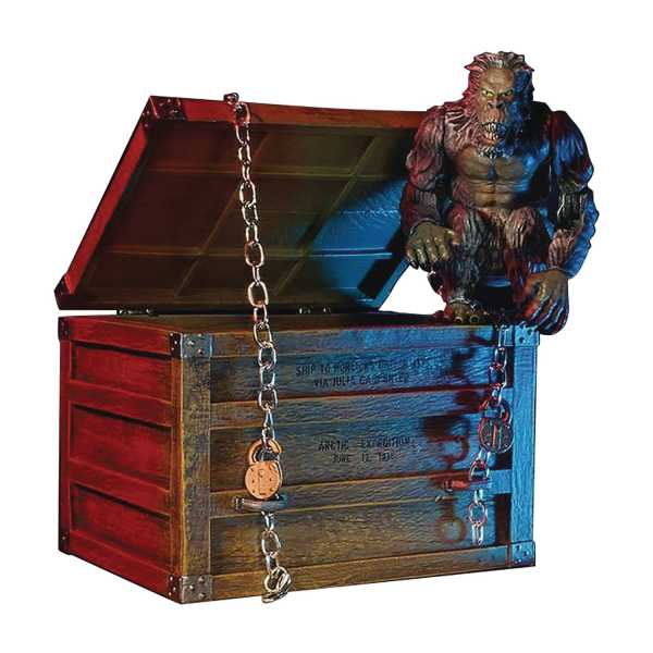 MONSTARZ CREEPSHOW THE CRATE RETRO 10 cm ACTIONFIGUR