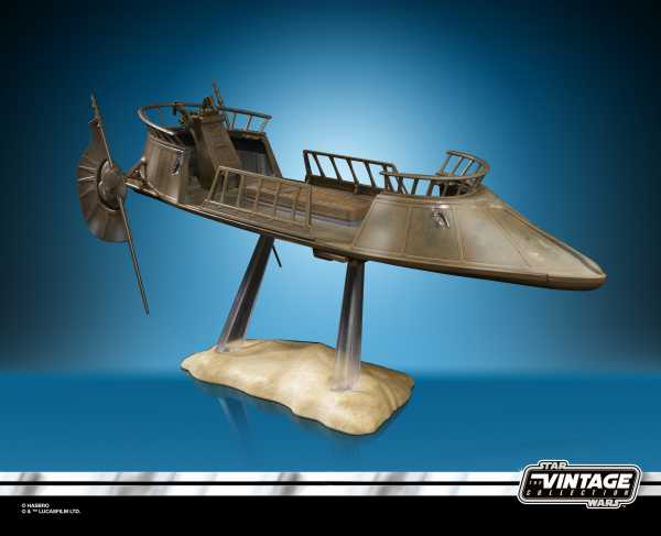 STAR WARS THE VINTAGE COLLECTION EXCLUSIVE SKIFF FAHRZEUG