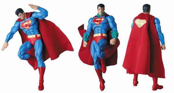 VORBESTELLUNG ! HUSH SUPERMAN MAFEX ACTIONFIGUR
