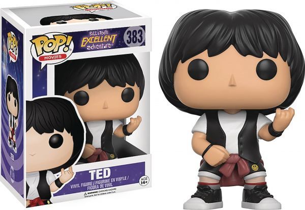 POP BILL & TED TED VINYL FIGUR