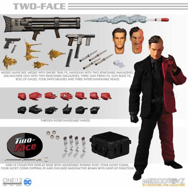 VORBESTELLUNG ! ONE-12 COLLECTIVE DC TWO FACE ACTIONFIGUR