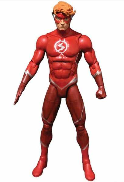 DC MULTIVERSE THE FLASH (WALLY WEST) 15 cm ACTIONFIGUR