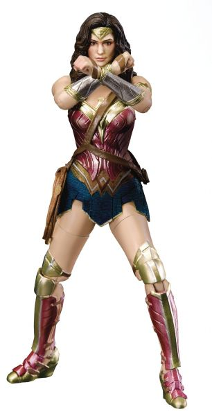BVS DAH-002 DYNAMIC 8-CTION HEROES WONDER WOMAN PX ACTIONFIGUR