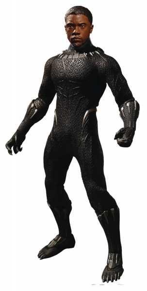 ONE-12 COLLECTIVE MARVEL BLACK PANTHER ACTIONFIGUR