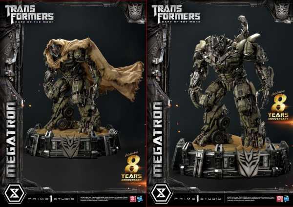 VORBESTELLUNG ! Transformers 3 Megatron 79 cm Statue