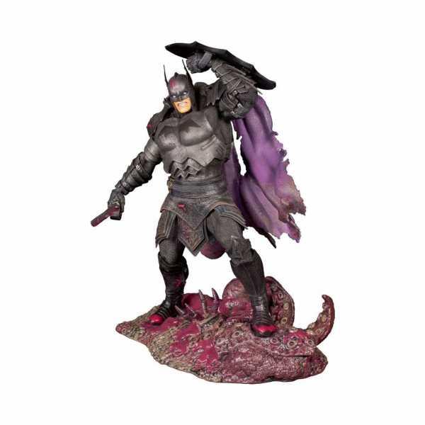 VORBESTELLUNG ! DC GALLERY Dark Nights Metal Batman PVC STATUE