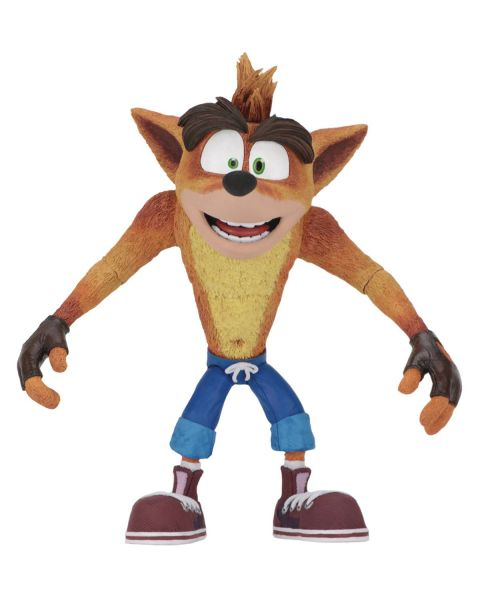 CRASH BANDICOOT CRASH ACTIONFIGUR