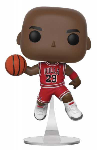 POP NBA BULLS MICHAEL JORDAN VINYL FIGUR