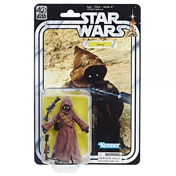 Star Wars Black Series 40th Anniversary Jawa Actionfigur
