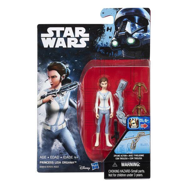 Star Wars Rebels Princess Leia Organa 10cm Actionfigur