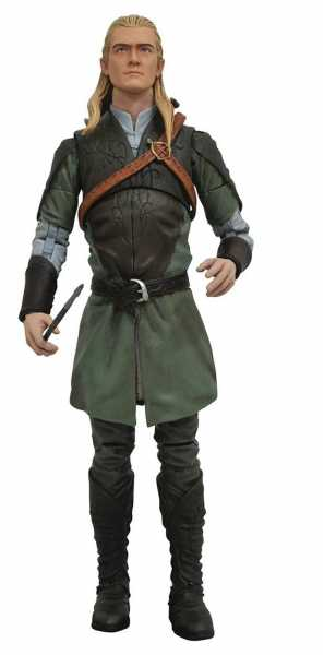 Lord of the Rings Select Series 1 Legolas Actionfigur