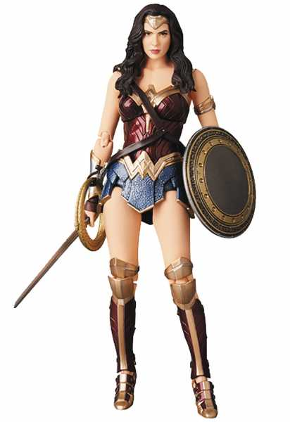 JUSTICE LEAGUE WONDER WOMAN MAF EX ACTIONFIGUR