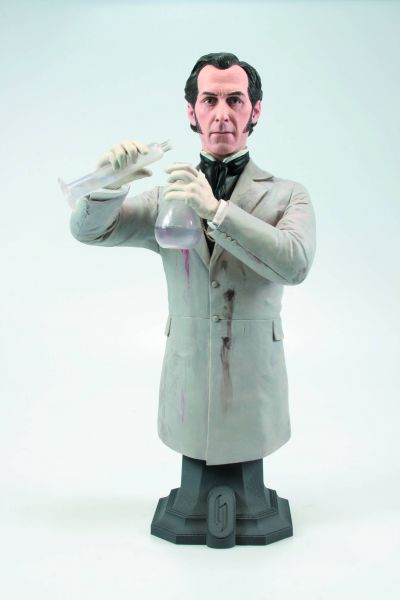 HAMMER PETER CUSHING AS DOC FRANKENSTEIN MAXI BÜSTE