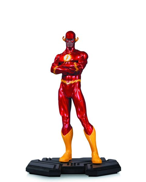 DC COMICS ICONS FLASH 1/6 SCALE STATUE