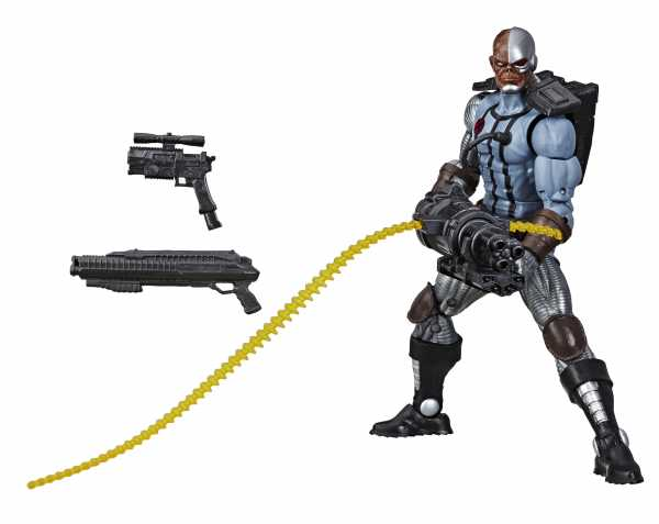 Marvel Legends Deathlok Variant Exclusive Actionfigur
