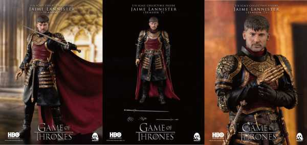 VORBESTELLUNG ! Game of Thrones 1/6 Jaime Lannister 31 cm Actionfigur