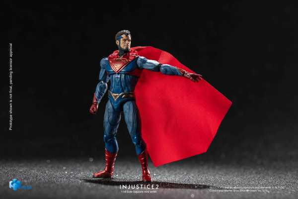VORBESTELLUNG ! INJUSTICE 2 SUPERMAN ENHANCED PX 1/18 SCALE ACTIONFIGUR