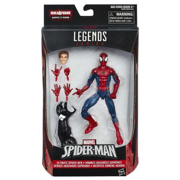 MARVEL LEGENDS SPIDER-MAN: ULTIMATE SPIDER-MAN PETER PARKER 15cm ACTIONFIGUR