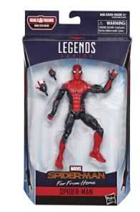 SPIDER-MAN LEGENDS SPIDER-MAN 15 cm ACTIONFIGUR