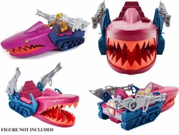 Masters of the Universe Land Shark Vehicle Fahrzeug