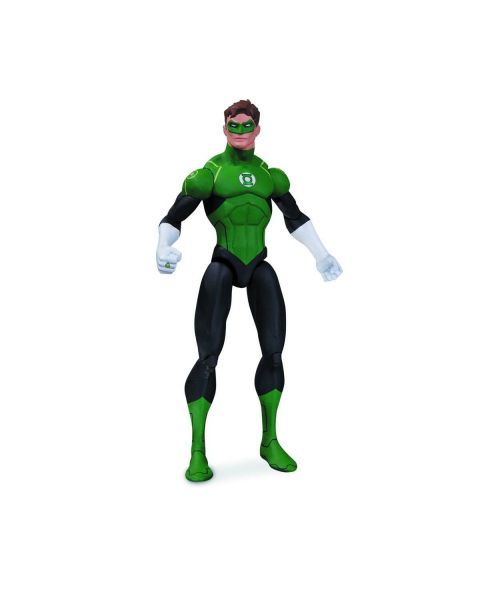 JUSTICE LEAGUE WAR GREEN LANTERN ACTIONFIGUR