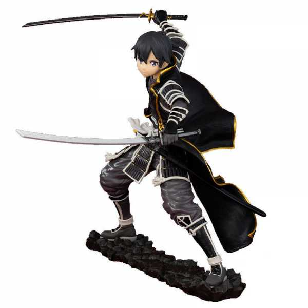 SWORD ART ONLINE CODE REGISTER EXQ GOKAI KIRITO FIGUR