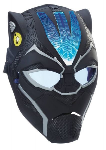 BLACK PANTHER MOVIE LIGHT UP MASK