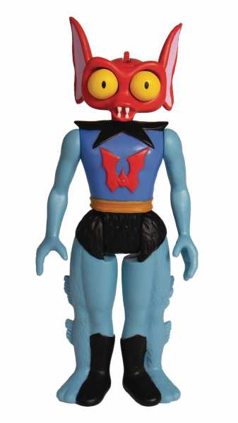 MASTERS OF THE UNIVERSE 10 cm REACTION WAVE 5 MANTENNA ACTIONFIGUR
